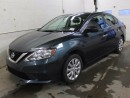 Used 2016 Nissan Sentra 18 for sale in Edmonton, AB