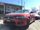 Used 2009 Mitsubishi Lancer 4x2 for sale in Brampton, ON