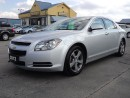 Used 2012 Chevrolet Malibu LT for sale in Brantford, ON