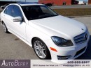 Used 2013 Mercedes-Benz C-Class C300 - 4MATIC for sale in Woodbridge, ON