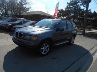 Used 2003 BMW X5 3.0i for sale in Toronto, ON