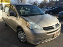 Used 2004 Toyota Sienna CE/CAPTAINS/LOADED/CLEAN for sale in Scarborough, ON