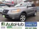 Used 2008 Hyundai Santa Fe GL V6 AWD Amazing Value for sale in Hamilton, ON