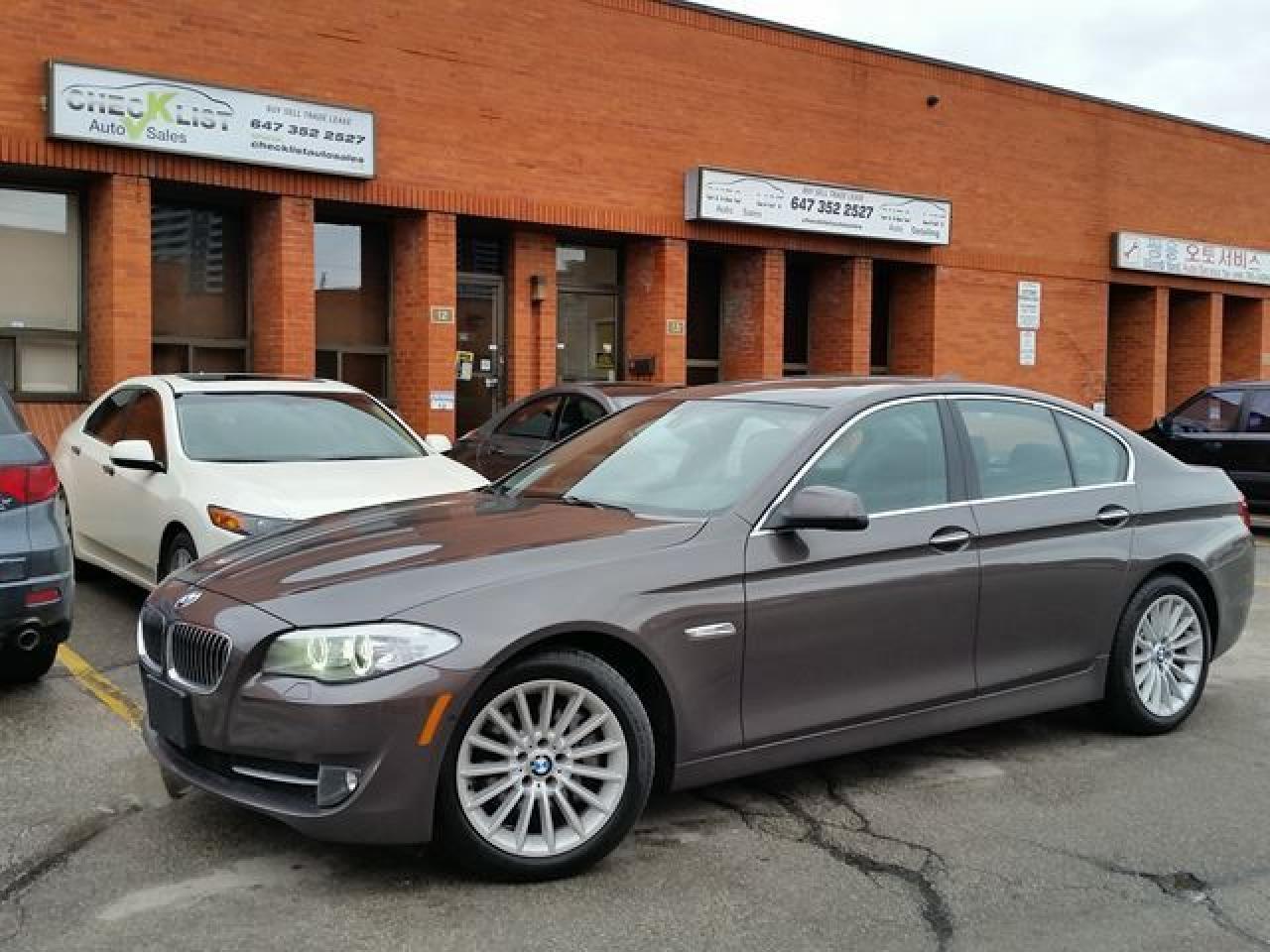 2013 BMW 535xi 535i xDrive