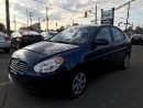 Used 2008 Hyundai Accent GL l GREAT VALUE l FUEL SAVER for sale in Waterloo, ON