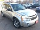 Used 2008 Chevrolet Equinox LS/SUV/LOADED/ALLOYS for sale in Scarborough, ON