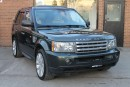 Used 2006 Land Rover Range Rover Sport Supercharged *NO ACCIDENTS, NAVI, CERTIFIED* for sale in Scarborough, ON