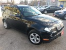 Used 2007 BMW X3 3.0Si/LEATHER/PANO ROOF/LOADED/ALLOYS for sale in Pickering, ON