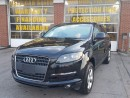 Used 2008 Audi Q7 3.6L/AWD/NAVI/Camera/Panoramic roof for sale in Oakville, ON