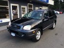 Used 2004 Hyundai Santa Fe GL for sale in Parksville, BC