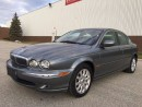 Used 2003 Jaguar X-Type 2.5 Sport AWD for sale in Mississauga, ON