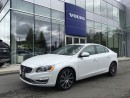 Used 2015 Volvo S60 T6 AWD Premier Plus w /BLIS/Climate Packages for sale in Surrey, BC