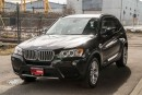 Used 2013 BMW X3 Coquitlam Location - 604-298-6161 for sale in Langley, BC