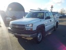 Used 2007 Chevrolet Silverado Classic 2500HD Work Truck Ext. Cab Long Box 4WD service body for sale in Burnaby, BC