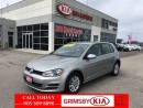 Used 2015 Volkswagen Golf Trendline WHAT A CAR!!! for sale in Grimsby, ON