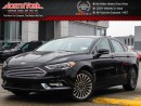 Used 2017 Ford Fusion SE AWD|Nav|Sunroof|Leather|R.Start|Backup Cam w/Rear Pkng Sensors for sale in Thornhill, ON