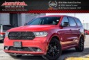 Used 2016 Dodge Durango R/T 4x4|Tech,BlackTop,Trailer Tow Pkgs|Nav|Sunroof|20