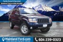 Used 2004 Jeep Grand Cherokee Laredo for sale in Surrey, BC