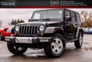 Used 2012 Jeep Wrangler Unlimited Sahara|4x4|Bluetooth|Pwr windows|Pwr Locks|Keyless Entry|18