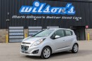 Used 2015 Chevrolet Spark LT $35/WK, 5.49% ZERO DOWN! HATCHBACK! BLUETOOTH! POWER PACKAGE! KEYLESS ENTRY! CRUISE CONTROL! for sale in Guelph, ON