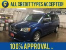 Used 2011 Dodge Grand Caravan SXT*DUAL ROW STOW N'GO*AFTERMARKET DVD*BLUETOOTH PHONE*POWER MID ROW /REAR VENTED WINDOWS* for sale in Cambridge, ON