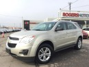Used 2014 Chevrolet Equinox LS - BLUETOOTH - POWER PKG for sale in Oakville, ON