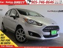 Used 2015 Ford Fiesta SE| TOUCH SCREEN| ONE PRICE INTEGRITY| for sale in Burlington, ON