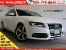 Used 2011 Audi A4 2.0T Premium| AWD| LEATHER| SUNROOF| for sale in Burlington, ON