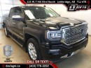 Used 2016 GMC Sierra 1500 Denali-Heated/Cooled Leather, Navigation, Onstar 4G LTE for sale in Lethbridge, AB