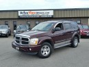 Used 2005 Dodge Durango Limited 4X4 **7 PASSENGER** for sale in Gloucester, ON