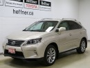 Used 2015 Lexus RX 350 Technology Package for sale in Kitchener, ON