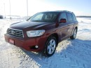 Used 2008 Toyota Highlander LIMITED  for sale in Petawawa, ON