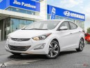 Used 2014 Hyundai Elantra Limited-REARVIEW/LEATHER/SUNROOF/BLUETOOTH for sale in Port Coquitlam, BC