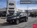Used 2017 Ford Escape Titanium, Ford Factory Certified, tech pkg, tour p for sale in Mississauga, ON