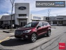 Used 2017 Ford Escape Titanium, FORD FACTORY CERTIFIED PROGRAM, LOADED for sale in Mississauga, ON