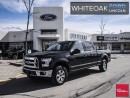 Used 2015 Ford F-150 XLT, Ford factory certified, 5.0l, 4x4, trailer p for sale in Mississauga, ON