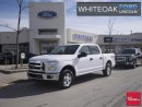 Used 2015 Ford F-150 XLT, Ford factory certified, ext warr, low rates for sale in Mississauga, ON