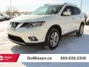 Used 2014 Nissan Rogue SV Family Tech with Navigation for sale in Edmonton, AB