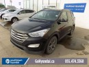 Used 2013 Hyundai Santa Fe Sport TURBO, AWD, BLUETOOTH, HEATED SEATS. for sale in Edmonton, AB