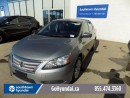 Used 2014 Nissan Sentra S for sale in Edmonton, AB