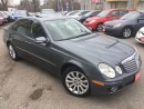 Used 2008 Mercedes-Benz E-Class 3.0L/AWD/LEATHER/ROOF/LOADED/ALLOYS for sale in Scarborough, ON