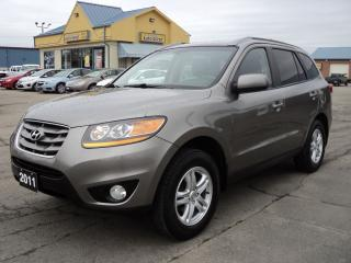 Used 2011 Hyundai Santa Fe GLS Sport AWD 3.5L Heated Seats for sale in Brantford, ON