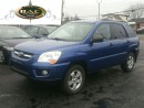Used 2010 Kia Sportage Alloys, Winter wheels, Auto AC for sale in Hamilton, ON
