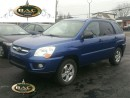 Used 2010 Kia Sportage Alloys, Auto AC for sale in Hamilton, ON