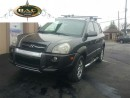 Used 2007 Hyundai Tucson GL VIVA, V6 Alloy for sale in Hamilton, ON