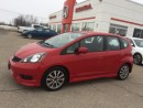 Used 2012 Honda Fit Sport for sale in Smiths Falls, ON