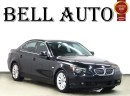 Used 2004 BMW 545i PREMIUM PKG for sale in North York, ON