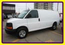 Used 2015 Chevrolet Express 2500 3/4 TON NO WINDOWS LOADED for sale in Woodbridge, ON