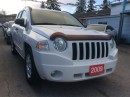 Used 2009 Jeep Compass Low KM 152K 4 Cyl. Alloys AUX Input All Power Opts for sale in Scarborough, ON