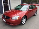 Used 2006 Nissan Altima 2.5 S for sale in Parksville, BC